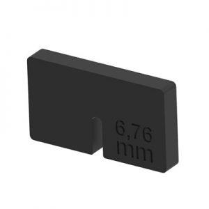 Gummieinlage Mod21 6,75