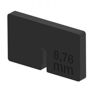 Gummieinlage Mod21 8,76
