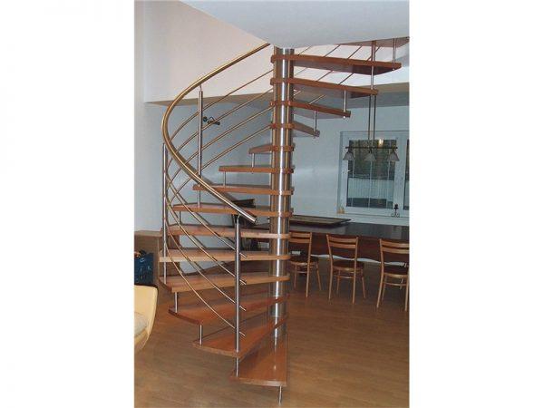 Treppe Adapterscheibe