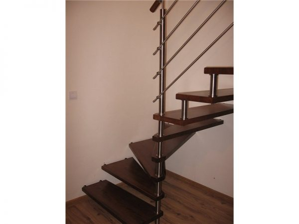 Treppe Endkappe