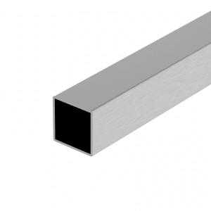 Vierkantrohr 40×40 1m Edelstahl